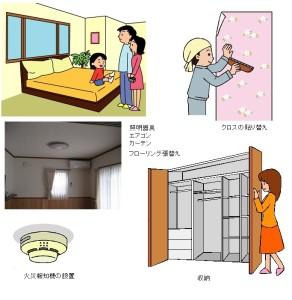 寝室・子供部屋